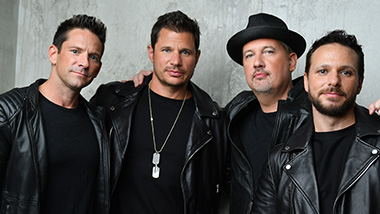 An evening with 98 degrees at Hollywood Casino Lawrenceburg.