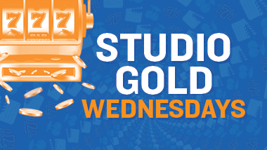 Studio Gold Wednesdays