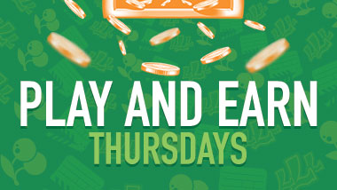 Play and Earn Thursdays