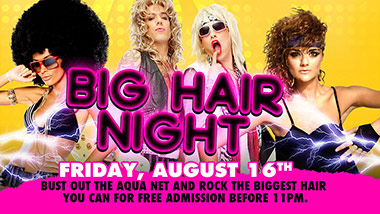 big hair boogie nights theme
