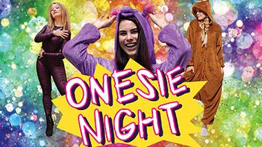 Onesie Night at Boogie Nights